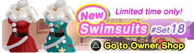 Swimsuit #Set 18